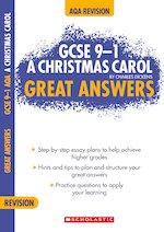 Books GCSE 9-1 Great Answers: A Christmas Carol
