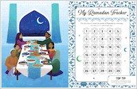 All About Eid: My Ramadan Tracker