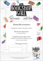 The Bookshop Girl Resource Pack