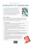 Kensuke's Kingdom Michael Morpurgo Month activities (2 pages)
