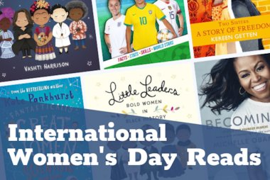 Books to Read this International Women's Day