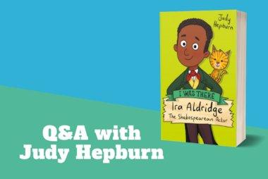 Blog Post Judy Hepburn Ira Aldridge