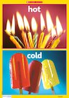 Hot and cold poster