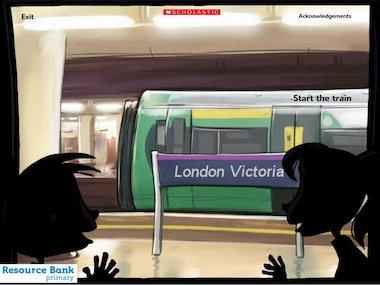 Time Train to Tudor London