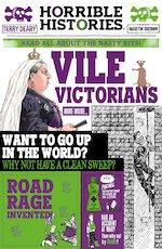 Horrible Histories: Vile Victorians x 6