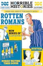 Horrible Histories: Rotten Romans x 6