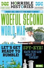 Horrible Histories: Woeful Second World War x 6