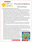 Story Stars Resource – The Stink Before Christmas