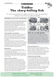 Tiddler: The story-telling fish - activities (1 page)
