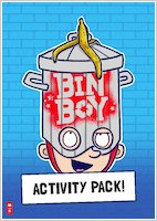 Bin Boy Activity Pack