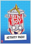 Bin Boy Activity Pack (7 pages)