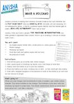 Anisha: Accidental Detective Activity Pack (4 pages)