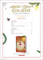 The Night My Dream Came Alive Teaching Resources