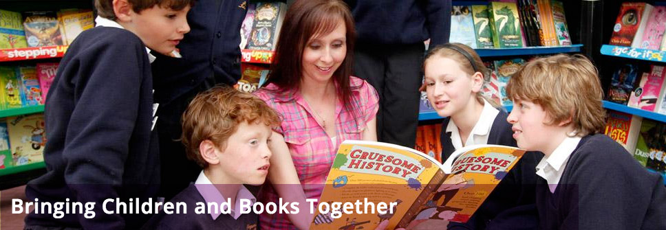Bringing children and books together